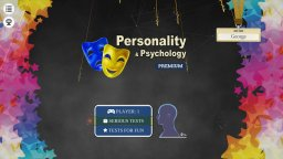 <a href='http://www.playright.dk/info/titel/personality-and-psychology-premium'>Personality And Psychology Premium</a> &nbsp;  96/99