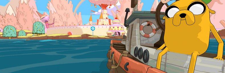 <h2 class='titel'>Adventure Time: Pirates Of The Enchiridion</h2><h2 class='score'>5/10</h2><div><span class='citat'>&bdquo;...endnu et bevis på, at god underholdning kræver god tid, og det er en tid som Pirates of the Enchiridion ikke havde.&ldquo;</span><span class='forfatter'>- Anders Baad Mai, Gamereactor</span></div>