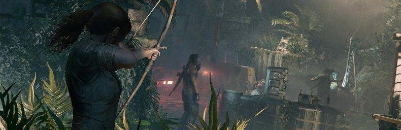 <h2 class='titel'>Shadow of the Tomb Raider</h2><div><span class='citat'>&bdquo;Jeg var virkelig høj da jeg spillede Tomb Raider rebooten. Historien havde den perfekte &quot;Die Hard pakke&quot; hvor hele historien foregår ét geografisk afgrænset sted, hvorfra protagonisten ikke kan undslippe. En k...&ldquo;</span><span class='forfatter'>- millennium</span></div>
