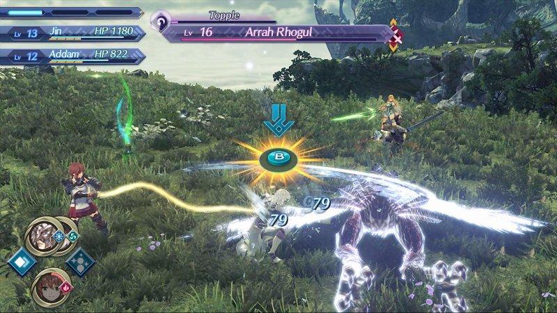 Xenoblade Chronicles 2: Torna: The Golden Country (NS)  © Nintendo 2018   5/5