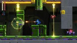 Mega Man 11 (NS)  © Capcom 2018   2/3