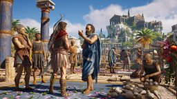 Assassin's Creed Odyssey (PS4)   © Ubisoft 2018    1/3