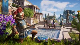 Assassin's Creed Odyssey (PS4)   © Ubisoft 2018    3/3