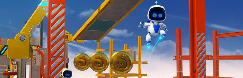 <h2 class='titel'>Astro Bot: Rescue Mission</h2><h2 class='score'>8/10</h2><div><span class='citat'>&bdquo;Fremragende demonstration af teknologien, og et rigtig godt platformspil ovenikøbet! Masser af VR-gimmicks, og jeg ville ikke være foruden. Must have, hvis man har hardwaren. &ldquo;</span><span class='forfatter'>- Konsolkongen</span></div>