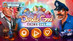 Doodle God: Crime City (XBO)   © JoyBits 2018    1/3