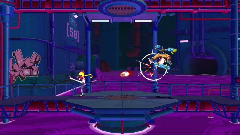 Lethal League Blaze (PC)   © Reptile 2018    5/6