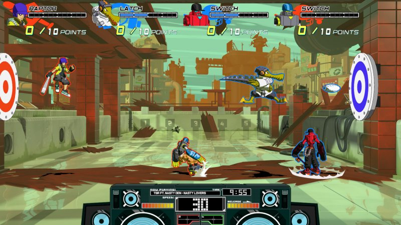 Lethal League Blaze (PC)   © Reptile 2018    6/6