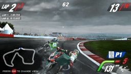 MotoGP (2015) (ARC)  © Raw Thrills 2015   1/3