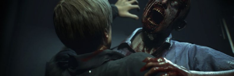 <h2 class='titel'>Resident Evil 2 remake, fysisk europæisk, Collector's Edition</h2><div><span class='citat'>&bdquo;Ubeskåret pressetekst fra Capcom: &gt;&gt;  CAPCOM ANNOUNCES PHYSICAL RESIDENT EVIL 2 EUROPEAN COLLECTOR'S EDITION  A physical Resident Evil 2 Collector's Edition will be launching across Europe alongside the Standard E...&ldquo;</span><span class='forfatter'>- Per S</span></div>