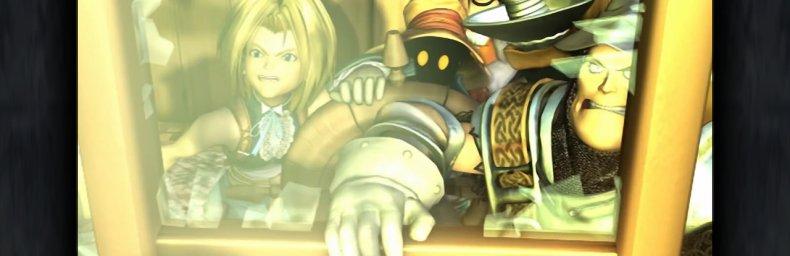 <h2 class='titel'>Final Fantasy IX</h2><h2 class='score'>4.5/5</h2><div><span class='citat'>&bdquo;...en god oplevelse, lige meget om man er ny i universet eller kender spillet. Både lyden og grafikken er lige som man kan forvente af en titel af den alder. Har du ikke prøvet det, eller overvejer at prøve det igen, skal du ikke holde dig tilbage.&ldquo;</span><span class='forfatter'>- David Gohs, Gamers Lounge</span></div>