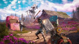 Far Cry: New Dawn (PS4)   © Ubisoft 2019    2/3