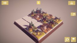 History 2048: 3D Puzzle Game (NS)  © Rund-Down 2019   2/3