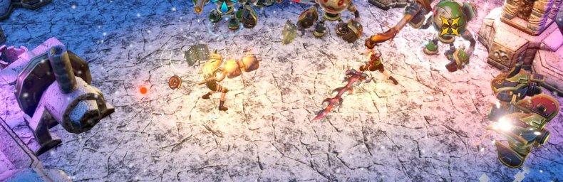 <h2 class='titel'>RemiLore: Lost Girl In The Lands Of Lore</h2><h2 class='score'>4.0/5</h2><div><span class='citat'>&bdquo;Spillet måler sig ikke med Isaac, men det er også en unfair samligning. Ed McMillen har brugt længe på, at gøre Isaac til det ultimative dungeon crawler. Men RemiLore gør det også rigtig godt, på dets egen hyggelige og magiske måde.&ldquo;</span><span class='forfatter'>- Mikkel Wiesner, Gamers Lounge</span></div>