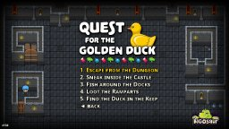 Quest For The Golden Duck (NS)   © Bigosaur 2019    1/3