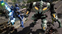 Earth Defense Force: Iron Rain (PS4)   © D3 2019    2/3