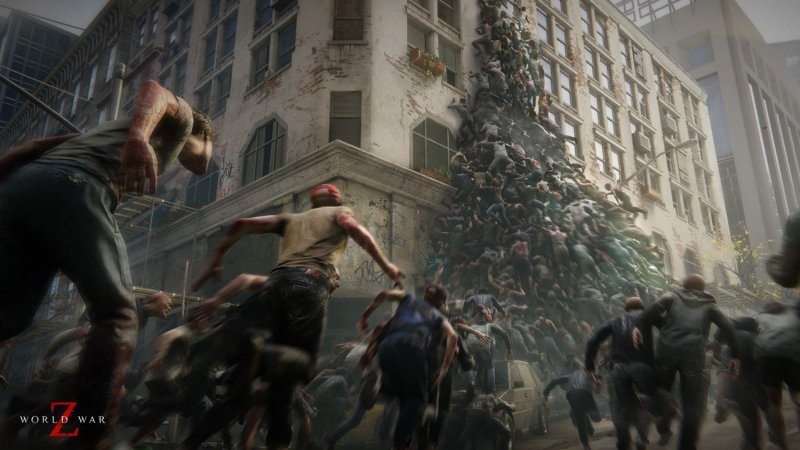 World War Z (2019) (PS4)   © Mad Dog 2019    4/4