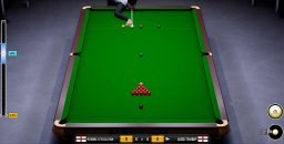 Snooker 19: The Official Videogame (PS4)  © Maximum 2019   2/3