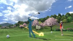 Everybody's Golf VR (PS4)   © Sony 2019    1/3