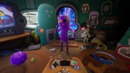 Trover Saves The Universe (PS4)   © Gearbox 2019    1/3