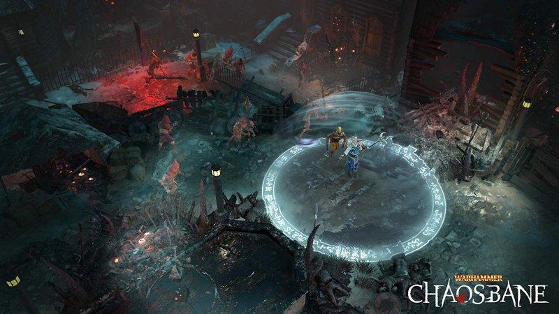 Warhammer: Chaosbane (PS4)  © BigBen 2019   4/4