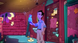 Leisure Suit Larry: Wet Dreams Don't Dry (PS4)   © Koch Media 2019    1/3