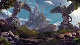 Queen's Quest 3: The End Of Dawn (PS4)  © Artifex Mundi 2019   1/3