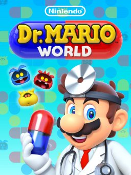 Dr. Mario World (IPD)  © Nintendo 2019   1/3
