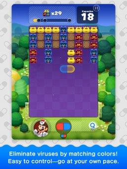 Dr. Mario World (IPD)  © Nintendo 2019   2/3