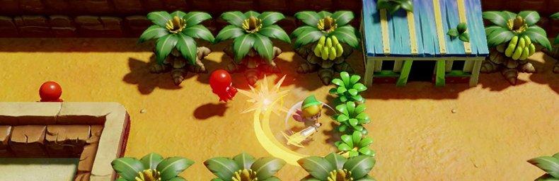 """<h2 class='titel'>Legend Of Zelda, The: Link's Awakening (2019)</h2><h2 class='score'>8/10</h2><div><span class='citat'>""""Særdeles sjovt og hyggeligt eventyr. Enkeltskærm-opbygningen i dungeons er uhyre velfungerende, og udfordringen virker næsten perfekt balanceret""""</span><span class='forfatter'>- Goodtimes</span></div>"""