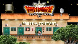Dandy Dungeon: Legend Of Brave Yamada (NS)  © Onion Games 2019   1/3