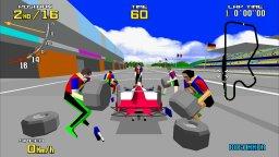 Sega AGES: Virtua Racing (NS)  © Sega 2019   3/3