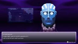 Bitlogic: A Cyberpunk Arcade Adventure (2019) (NS)  © OXiAB 2019   2/3