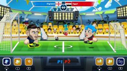 Headball Soccer Deluxe (NS)  © Cool Small Games 2019   1/3