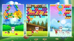 Bubble Cats Rescue (NS)  © Cool Small Games 2019   2/3