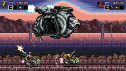 Blazing Chrome (XBO)   © Arcade Crew, The 2019    3/3