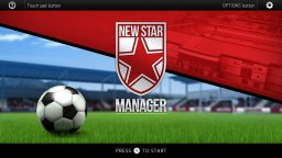 New Star Manager (PS4)  © Five Aces 2019   1/3