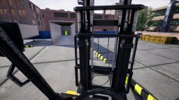 Forklift: The Simulation (NS)  © Polygon Art 2019   2/3