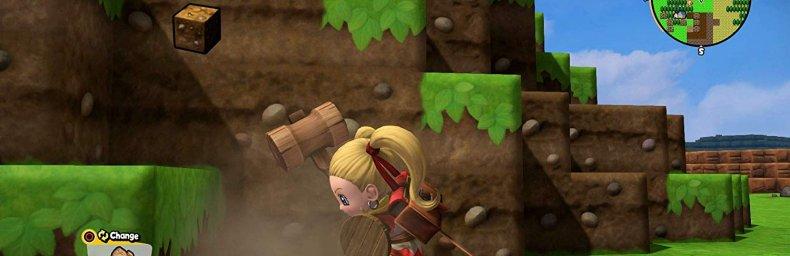 """<h2 class='titel'>Dragon Quest Builders 2</h2><h2 class='score'>8/10</h2><div><span class='citat'>""""For dig, der savner lidt retning i Minecraft, så er det værd at give Dragon Quest Builders 2 en chance. Her får du den ene konkrete mission efter den anden...""""</span><span class='forfatter'>- Anders Baad Mai, Gamereactor</span></div>"""