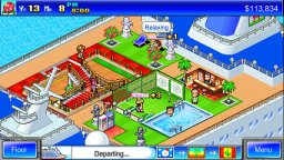 World Cruise Story (NS)   © Kairosoft 2019    2/3