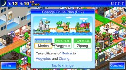 World Cruise Story (NS)   © Kairosoft 2019    3/3