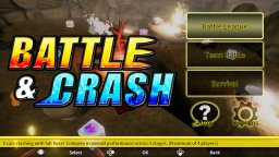 Battle & Crash (NS)  © Starsign 2019   1/3
