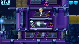 Mighty Switch Force! Collection (NS)   © WayForward 2019    3/3
