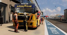 FIA European Truck Racing Championship (PS4)   © BigBen 2019    1/3