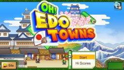 Oh! Edo Towns (NS)  © Kairosoft 2019   1/3