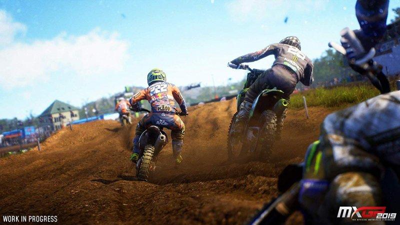 MXGP 2019: The Official Motocross Videogame (XBO)  © Milestone S.r.l. 2019   4/4