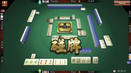 The Battle Of Mahjong (NS)  © Kusone 2019   2/3