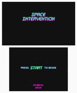 Space Intervention (3DS)  © Igor Gafton 2019   1/3