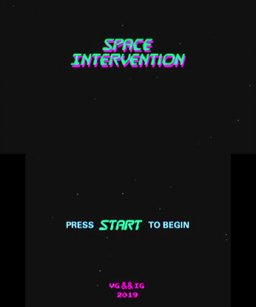 Space Intervention (3DS)  © VG && IG 2019   1/3