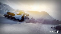 WRC 8: The Official Game (PS4)  © BigBen 2019   2/3