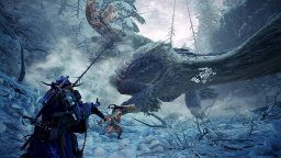 Monster Hunter: World Iceborne: Master Edition (PS4)   © Capcom 2019    3/4